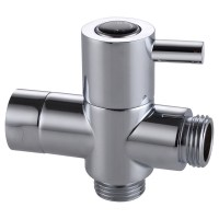 KES SOLID Brass Shower Arm Diverter Valve Bathroom