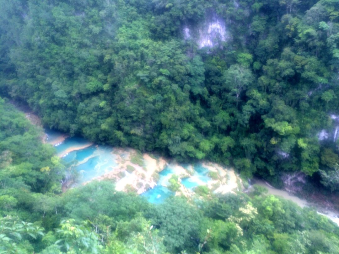 Semuc Champey Viewpoint
