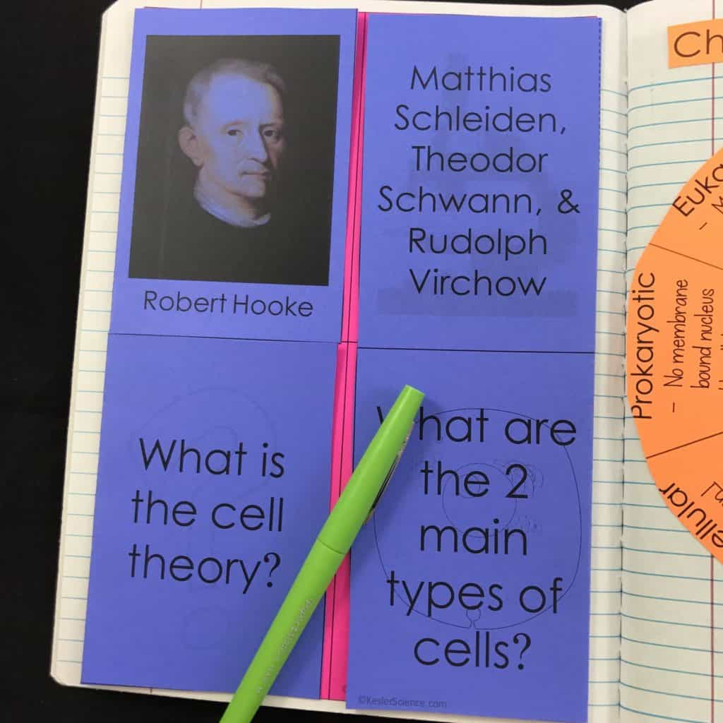 Cell Theory Lesson Plan A Complete Science Lesson Using The 5e Method Of Instruction