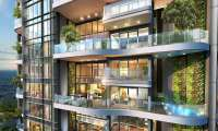Ultra luxury high end apartments in bangalore