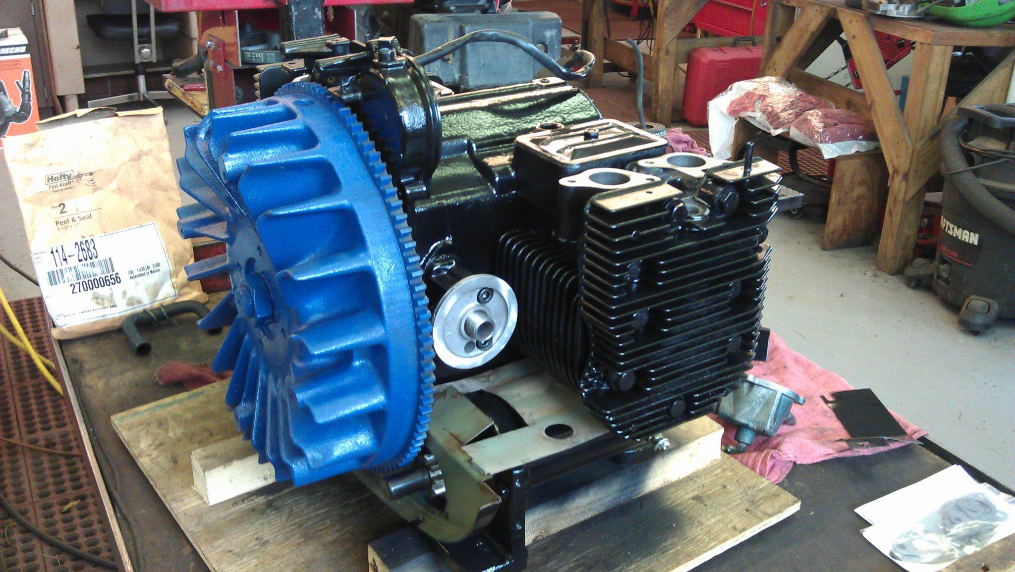 Kohler K321 Rebuild Manual