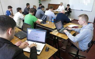 Бакалавры 2 курса, май 2017