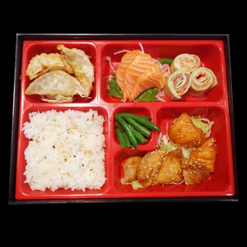 Ke Sushi Special Bento Box
