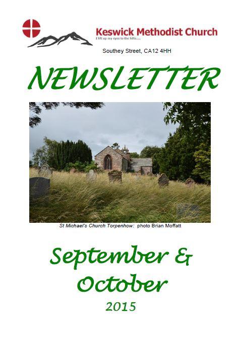 SepOct2015 newsletter cover
