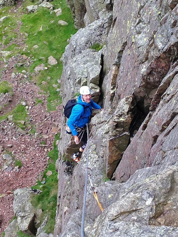 Guided Classic & High Grade Rock Climbing In Lake District Keswick Mountain Adventures