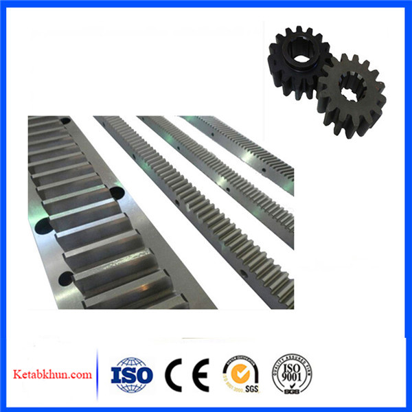 Plastic Rack And Pinion Gears Module 8 Plastic Rack And Pinion