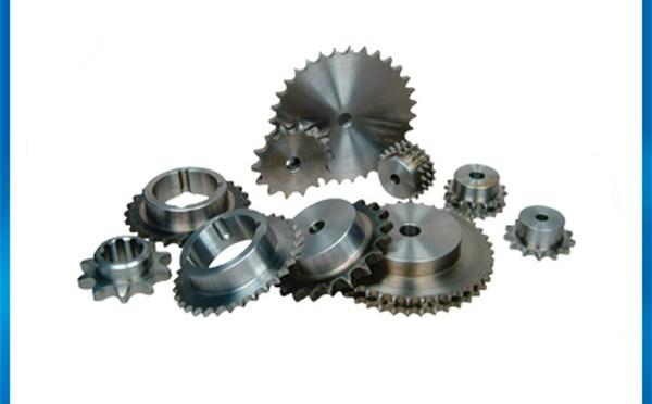 harvester 325mm chuck bevel gears