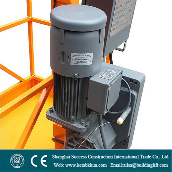 Safety Lock For Gondola Swing Stage Hanging Platform Wire