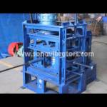 25 MM Scrap Straightening Machine