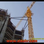 2ton Luffing Tower Crane Qtd3020 Luffing Cranes