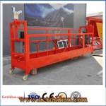 500kg Risk Assessment For Hanging Scaffolding
