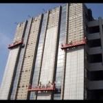 500kg Scafolding Platform Installation