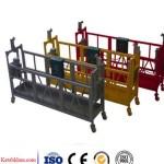 Anti Tilted Zlp630 Suspended Platform