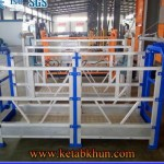 Building Construction Aluminum Lift Platform