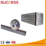 Building Elevator Spare Parts Used Rack And Pinion/Rack Pinion Linear Machines