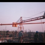 Concrete Spreader,Concrete Placing Boom,Concrete Material Spreader