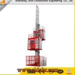 construction hoist crossword