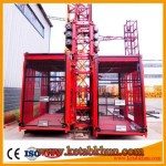 Construction Self Erecting Tower Crane