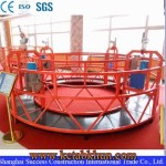 Easy Installation Tempory Suspended Platform