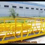 Easy Installation Zlp Manual Suspended Platform