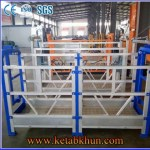 Ended Stirrup Aluminum Suspended Platform