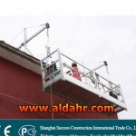 Factory Supply 7 5m length lifting suspended platform Factory