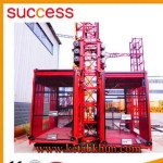 Floor Mounted Electric Hoist Tower Crane
