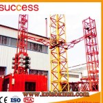 Frequency High Speed Construction Building Lifter/Hoist with Customizable