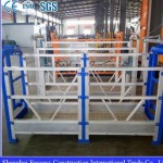 Hot Galvanizing Swing Stage