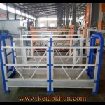Hot In India Window Cleaning Suspended Platform