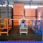 Hot Sale Srp Aluminum Suspended Rope Platform