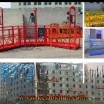 Hot Selling Aluminum Lift Scaffolding Work Platform