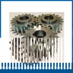 M2 20×20 Industrial Spur Gear Rack Cnc Steel Gear Rack 1