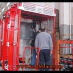 New 10t Travelling Tower Crane With Angle Steel ,65m Jib , Qtz 1256515b