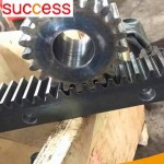 Nylon Gear Rack For Sliding Gate