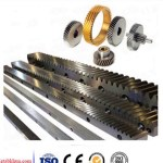 Openning Window Steel Gear Rack