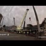 ORBP: I-65N @ main st overpass beam install