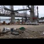 ORBP: tower 3 gets road deck girders