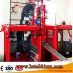 Rack And Pinion Sc200 2t Construction Hoist