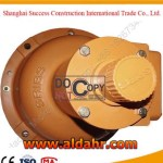 Saj30 1 2A Safety Device, Construction Elevator Hoist Safety Device