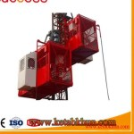 Sc100 1000kg Small Electric Hoist