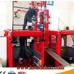 Sc100 Construction Elevator, Passenger & Material Construction Hoist,