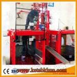 Sc200 3*11kw Construction Hoist Manufacturer