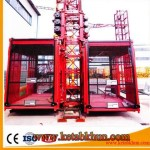 Sc200 3*11kw High Quality Building Hoist
