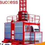 Sc200/200 Building Material Hoist Cage Lift Hoist