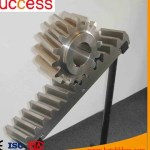 Shanghai Machinery Gear Rack Specification M10 99*99*1000 And Pinion Gear
