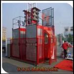 Single/Double Cage Passenger Lift SC200