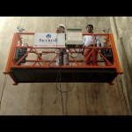 Skyrise Cradle Associates Rope Suspended Platform