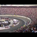 Start of the food city 500 2011 at bristol