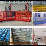 Temporary Suspended Scaffolding Platform 1000kg